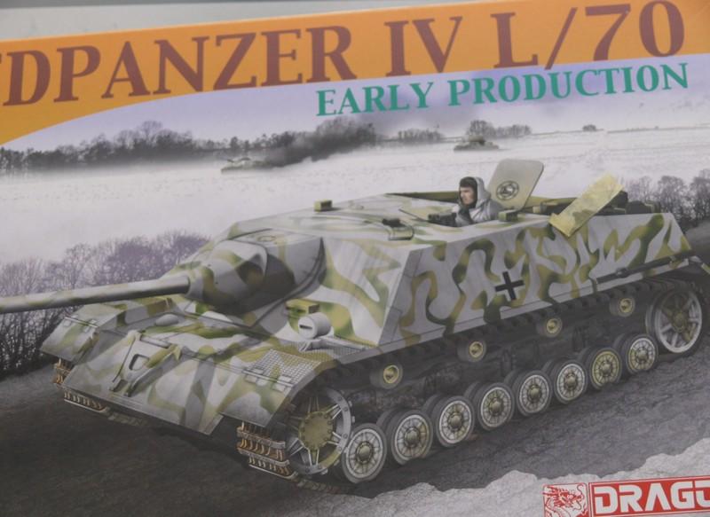 Jagdpanzer IV L/70 - Dragon -1/72 Boite10
