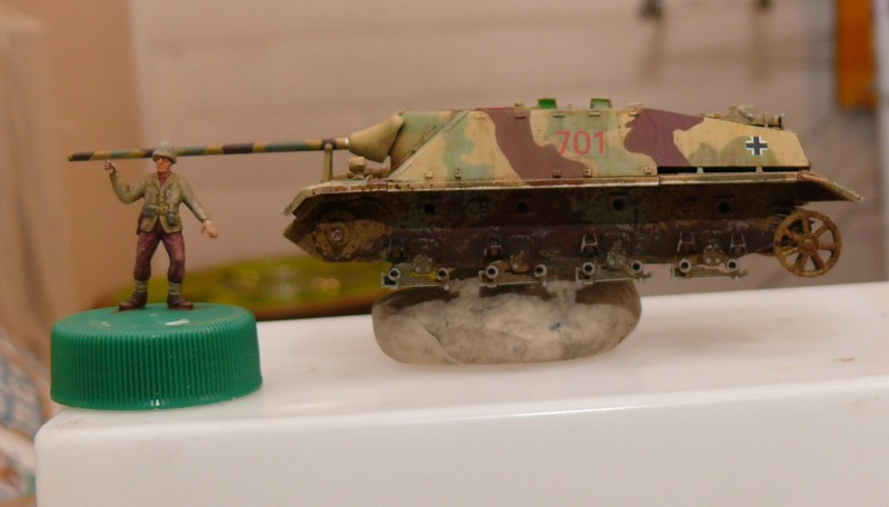 Jagdpanzer IV L/70 - Dragon -1/72 Jagd110
