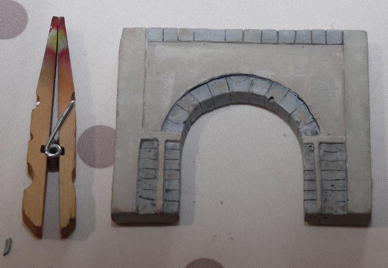 Diorama pour un Pacific M26 Dragon Wagon - Academy - 1/72 P1130812
