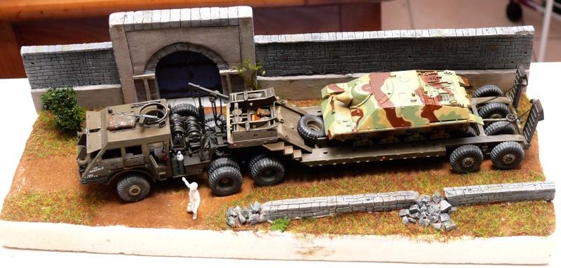 Diorama pour un Pacific M26 Dragon Wagon - Academy - 1/72 - Page 2 P1130820