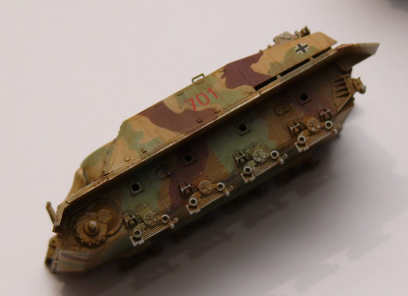 Jagdpanzer IV L/70 - Dragon -1/72 P1130911