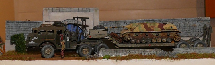 Diorama pour un Pacific M26 Dragon Wagon - Academy - 1/72 - Page 3 P1130915