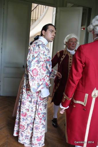 """La robe dite """"de chambre"""", pour les femmes, au XVIIIè siècle Img_8110"""