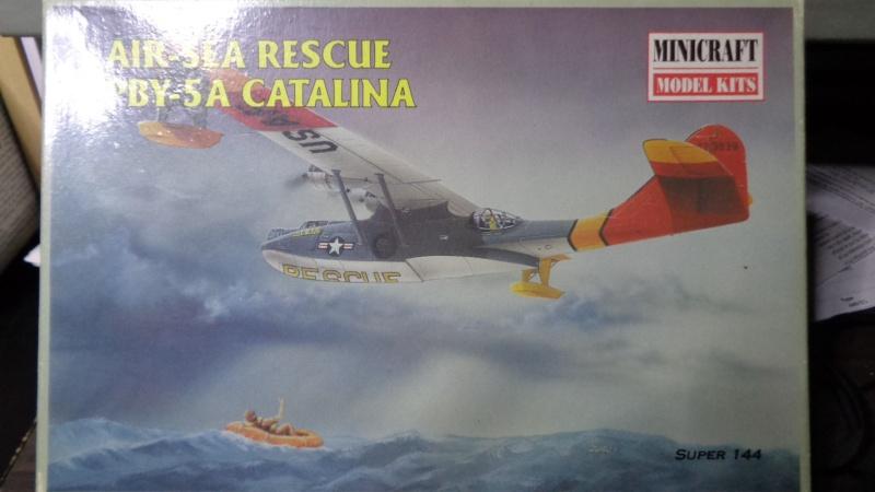 [Minicraft] PBY-5A Catalina Dsc00114