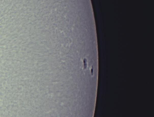 Petites taches solaire du 9 Janvier................. 13_34_10