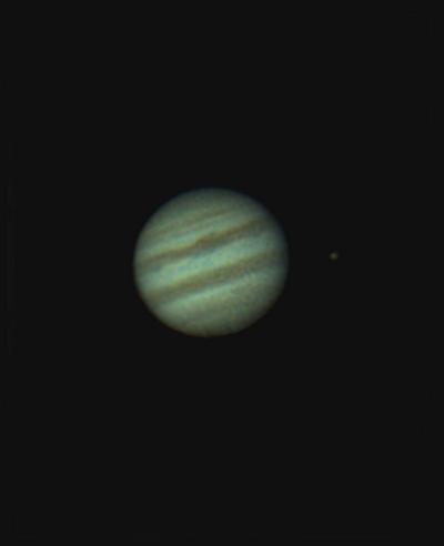 Dans la ligne Jupiter, Mars et Venus Jupite11