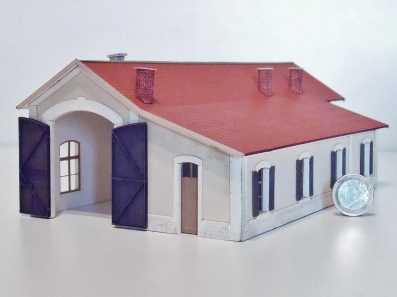 [Architecture & Passion] Remise PO du Mont-Dore 87459810