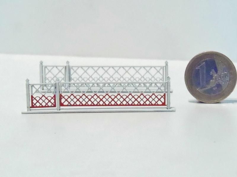[Architecture & Passion] Barrières pivotantes pour PN 87acc111