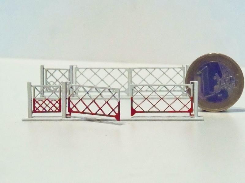 [Architecture & Passion] Barrières pivotantes à deux vantaux de PN 87acc113