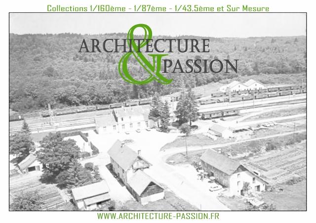 [Architecture & Passion] Nouveau catalogue à télécharger Couver10