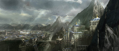 Myriade, le territoire des panthéons mythologiques [validé] Olympu10