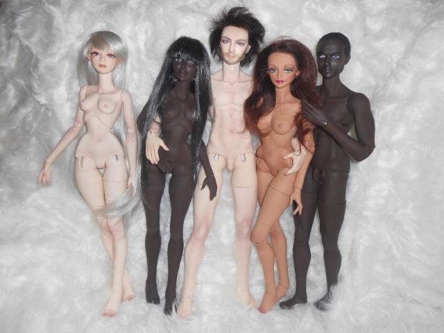 les dolls du pfdf p 9 / CYRIUS the CROW P 10 - Page 6 Dscn0829