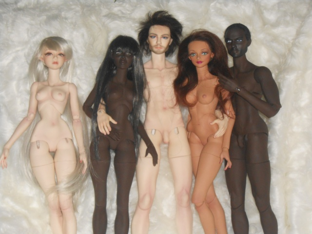 les dolls du pfdf p 9 / CYRIUS the CROW P 10 - Page 6 Dscn0830