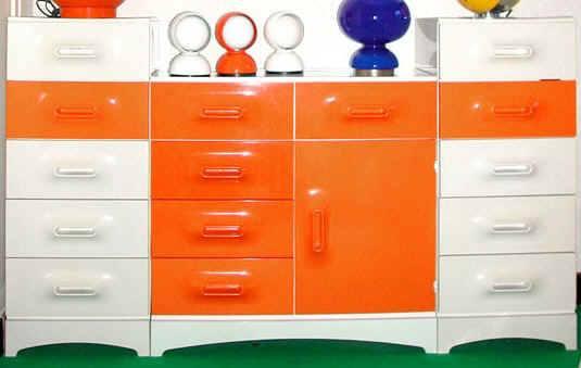 Les meubles Prisunic 12494811