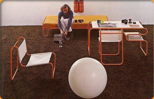 Les meubles Prisunic 12507210
