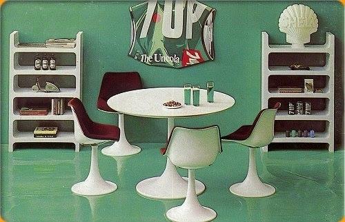 Les meubles Prisunic 12510210