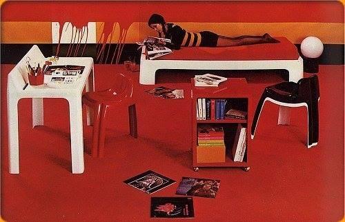 Les meubles Prisunic 12552710