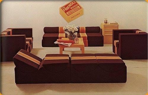 Les meubles Prisunic 19182211