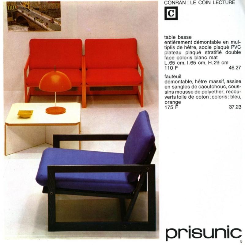 Les meubles Prisunic Captur45
