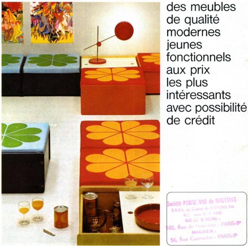 Les meubles Prisunic Captur46