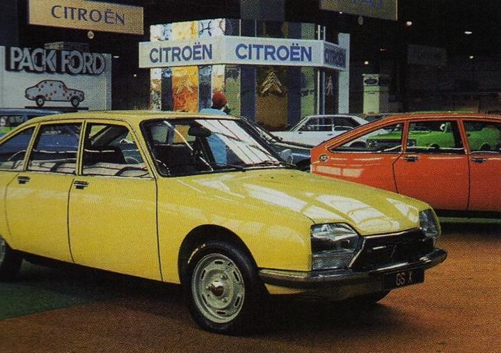 """Garages des années 70 """"hauts en couleurs"""" !!! ( photos, vidéos ) Face1010"""