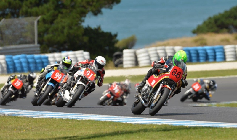 2016 INTERNATIONAL PHILIP ISLAND GRAND PRIX CIRCUIT  Donald10