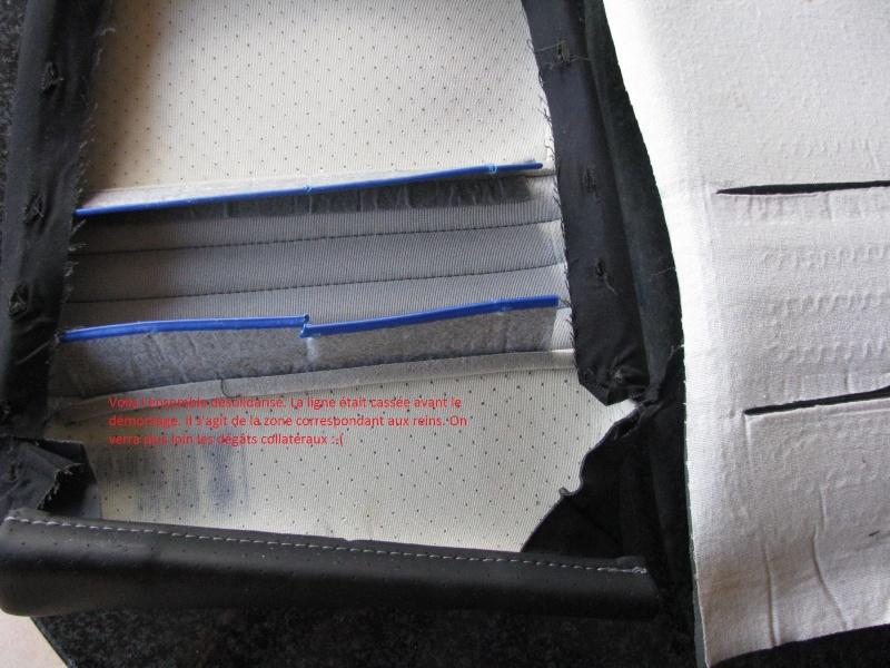 996 - réparation résistance chauffage - peinture coque Tuto1210
