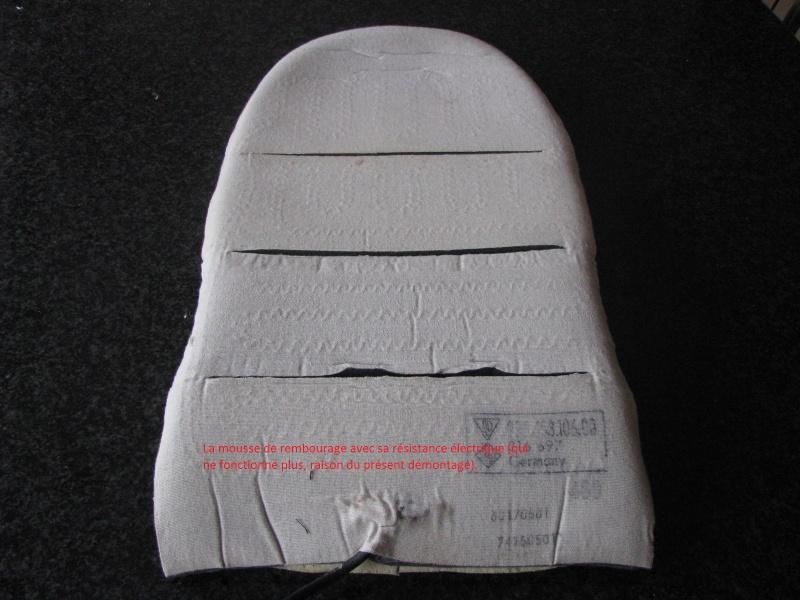 996 - réparation résistance chauffage - peinture coque Tuto1310