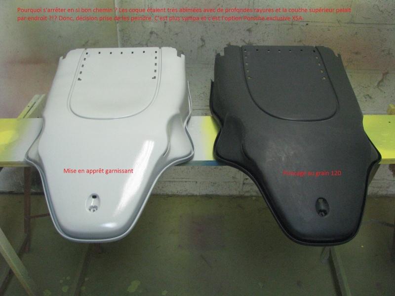 996 - réparation résistance chauffage - peinture coque Tuto1610