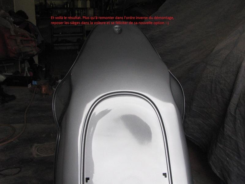 996 - réparation résistance chauffage - peinture coque Tuto2010