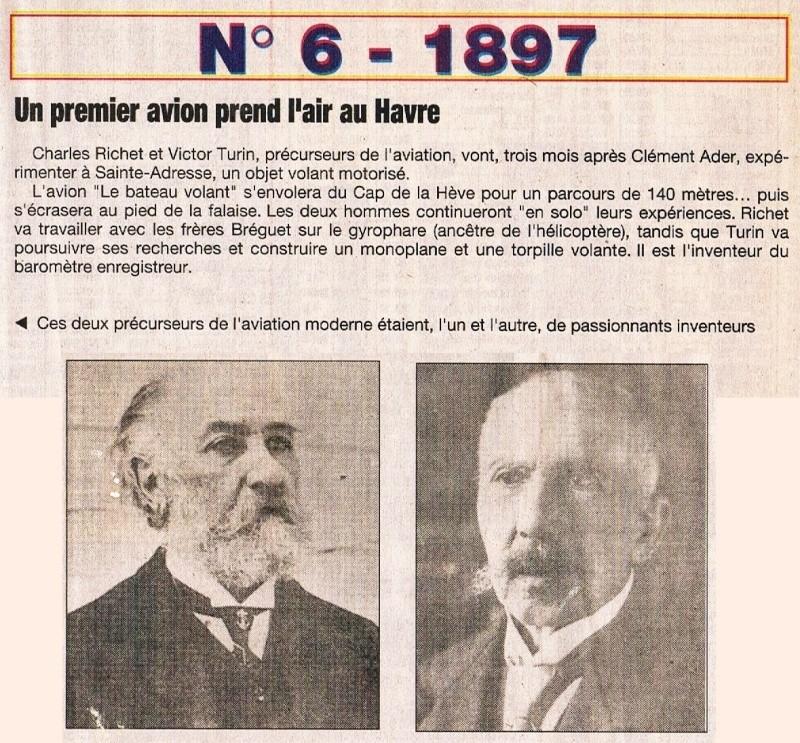 1897 - RICHET et TURIN 1995-028