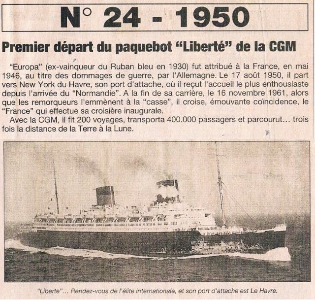 Paquebot Liberté 1995-036