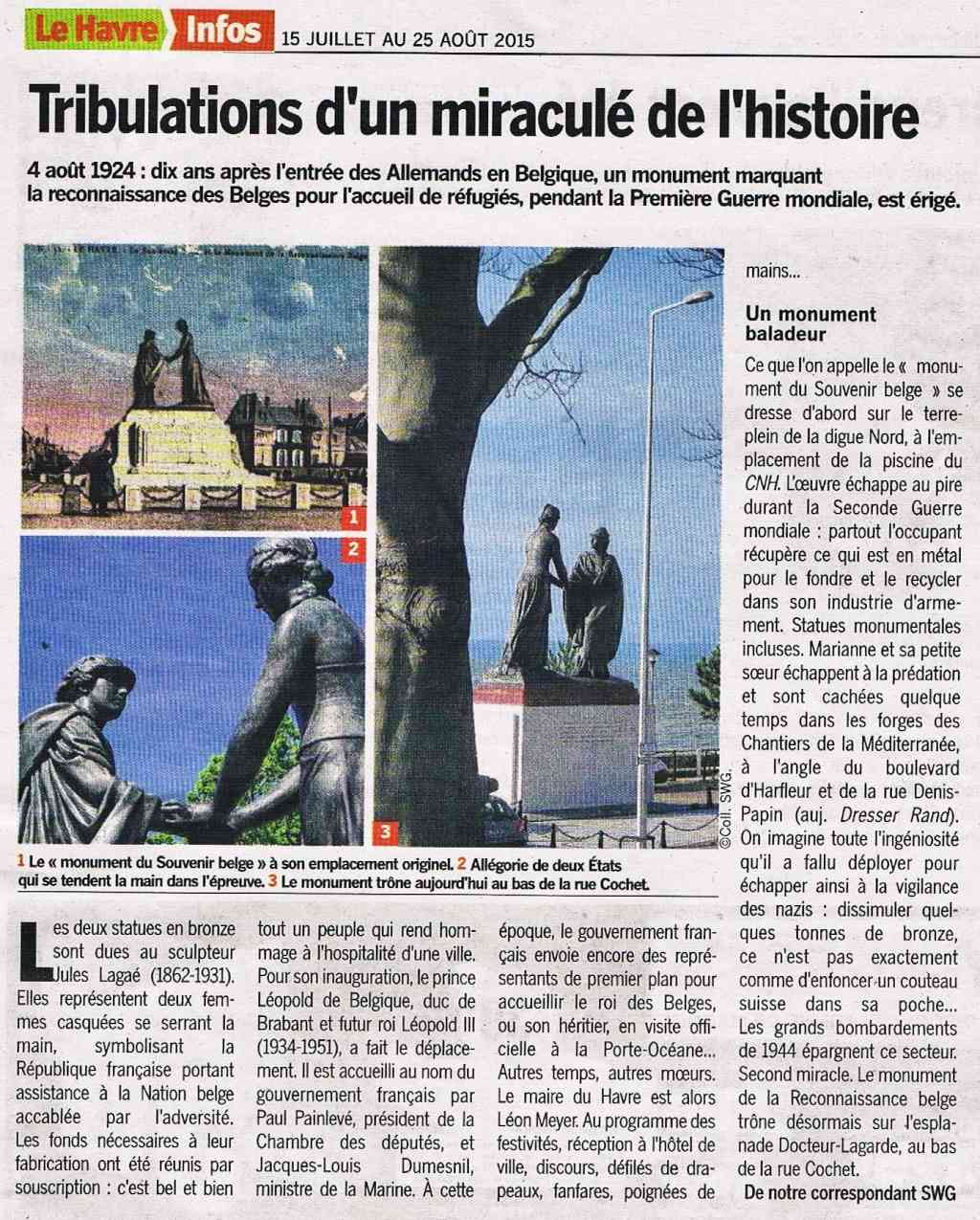 Le Monument du Souvenir Belge au Havre 2015-016