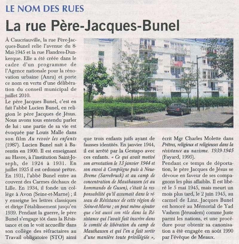Havre - Le Havre - Rue Père Jacques Bunel 2016-010