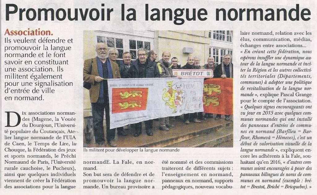 Havre - Association Fale pour promouvoir la langue normande 2016-017