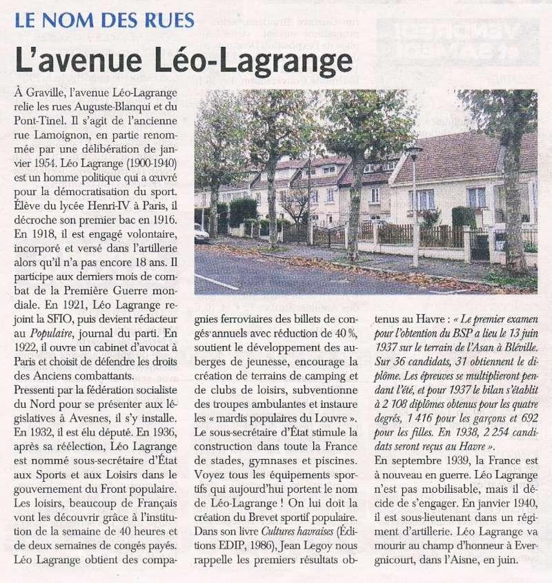 Le Havre - Avenue Léo Lagrange (Graville) 2016-021