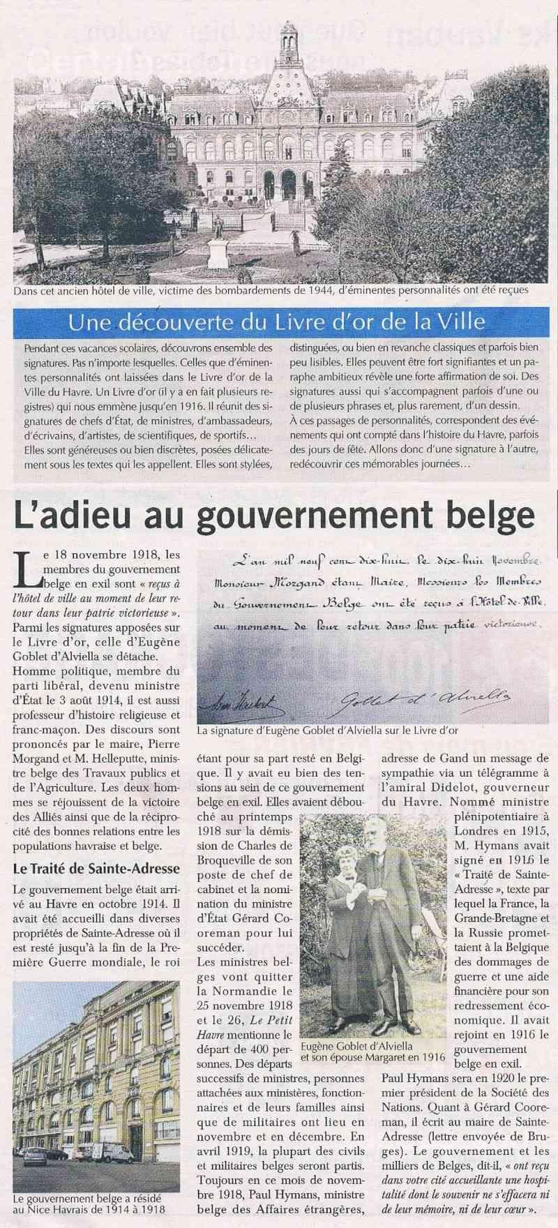 bolbec - Découverte du Livre d'or de la Ville du Havre 2016-023