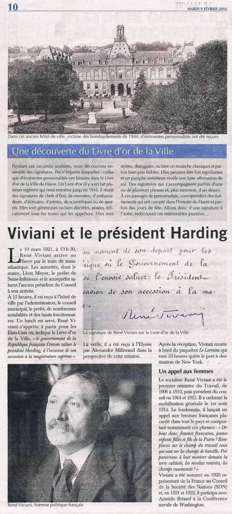 bolbec - Découverte du Livre d'or de la Ville du Havre 2016-027