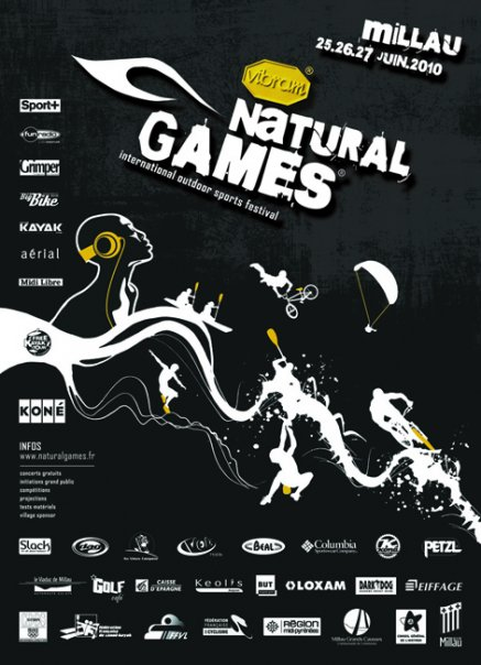 Natural games 24 au 27 juin 2010 à  Millau Vibram10