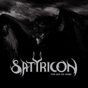 SATYRICON, The Age of Nero Cover12