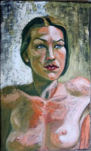 Philosophie: pourquoi dessiner, peindre, sculpter? Portra11