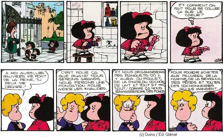 A, B, C, D ...Bullez ! Mafald10