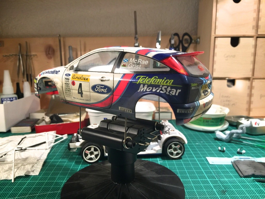 Colin McRae Tribute - Ford Focus WRC Monte Carlo 2001 Img_2411