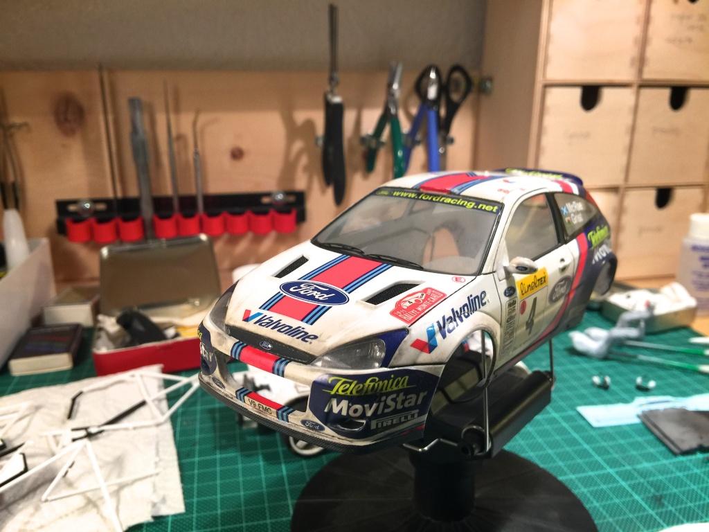 Colin McRae Tribute - Ford Focus WRC Monte Carlo 2001 Img_2412