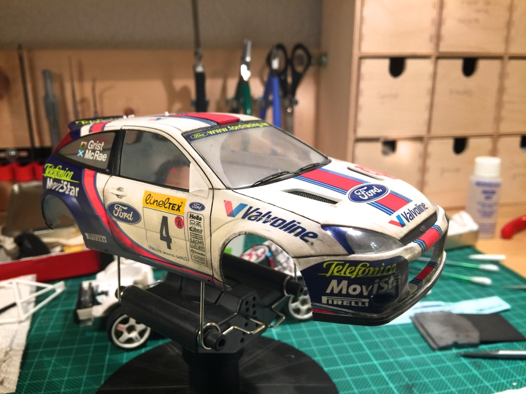 Colin McRae Tribute - Ford Focus WRC Monte Carlo 2001 Img_2413