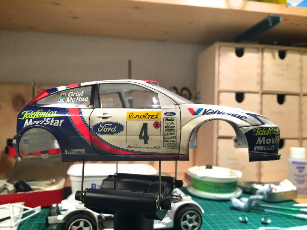 Colin McRae Tribute - Ford Focus WRC Monte Carlo 2001 Img_2414