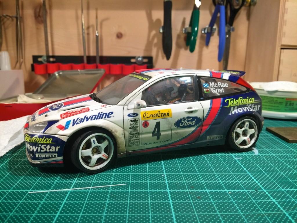 Colin McRae Tribute - Ford Focus WRC Monte Carlo 2001 Img_2513