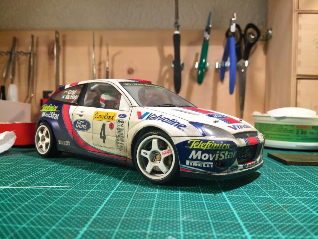 Colin McRae Tribute - Ford Focus WRC Monte Carlo 2001 Img_2514