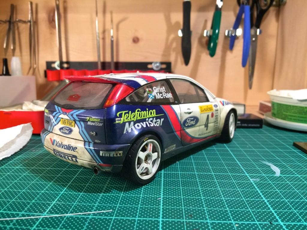 Colin McRae Tribute - Ford Focus WRC Monte Carlo 2001 Img_2516