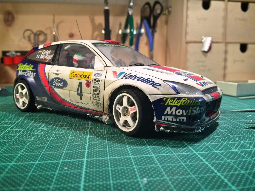 Colin McRae Tribute - Ford Focus WRC Monte Carlo 2001 Img_2613